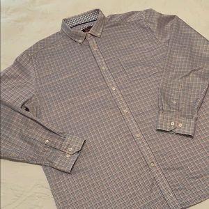 XXL Extreme Comfort Johnson & Murphy Dress Shirt